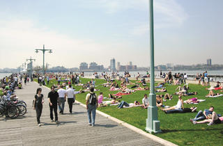 (Photograph: Courtesy of Hudson River Park Trust)