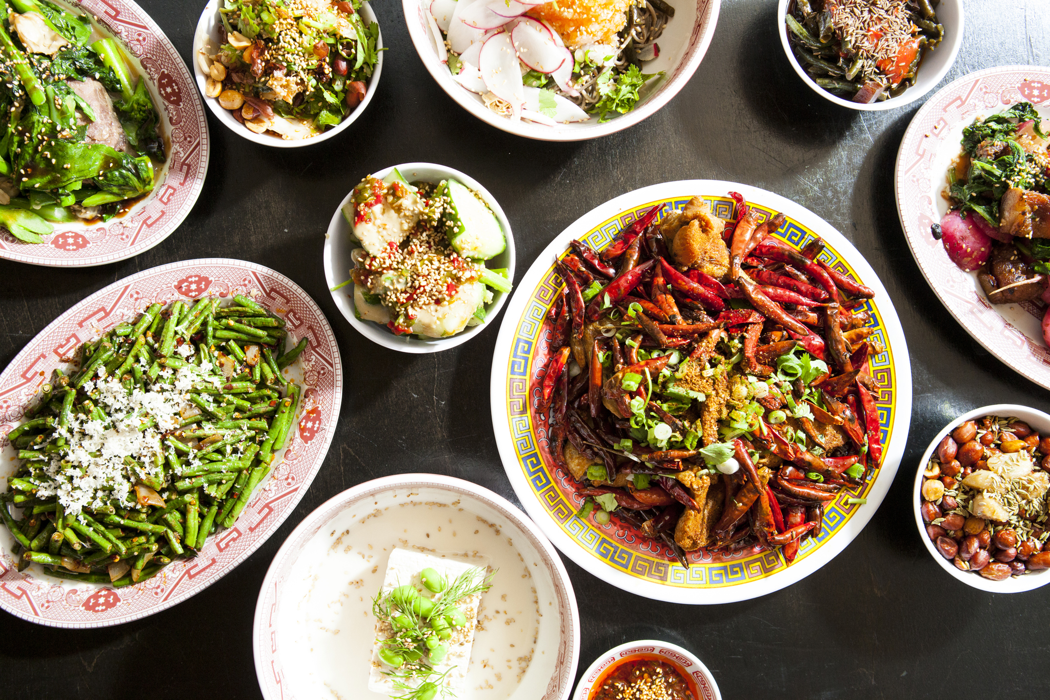 Mission chinese food opens on the lower east side for Amber asian cuisine nyc