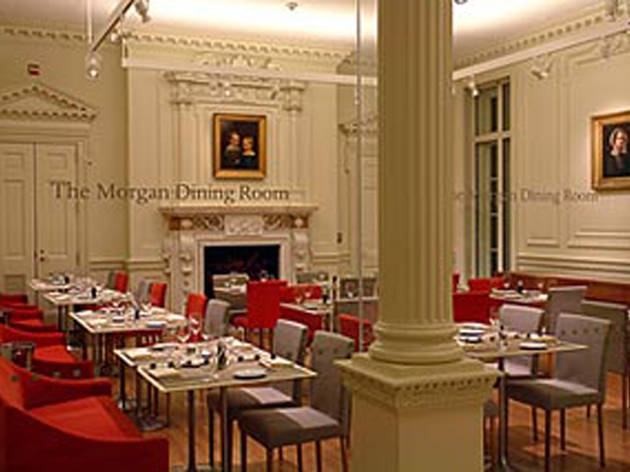 The Morgan Dining Room