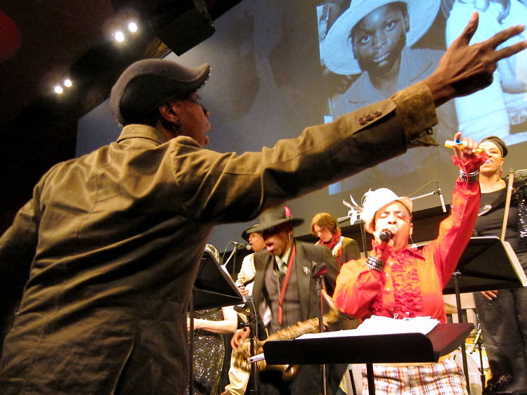 Winter Jazzfest Talks: Social Justice & The Role of Music