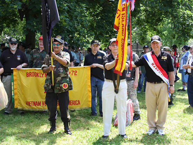 The 145th Kings County Memorial Day Parade