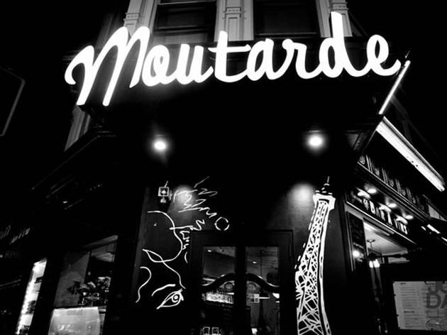 Moutarde Le Bistro De La Rue (CLOSED)