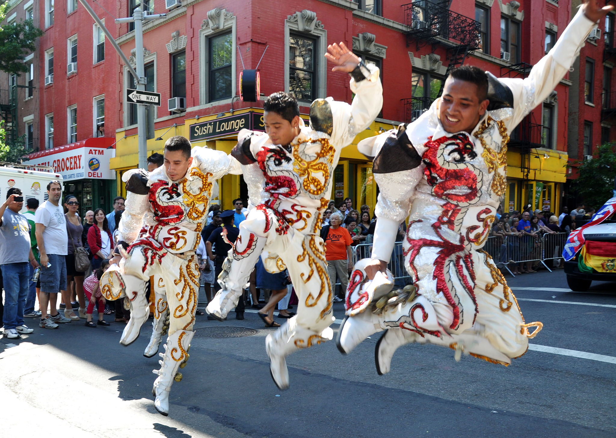 New York's best festivals: The city's top parades, fairs and fetes