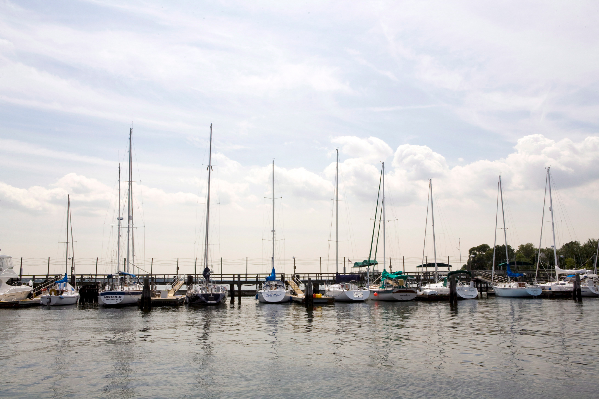 Take a seaside getaway to City Island