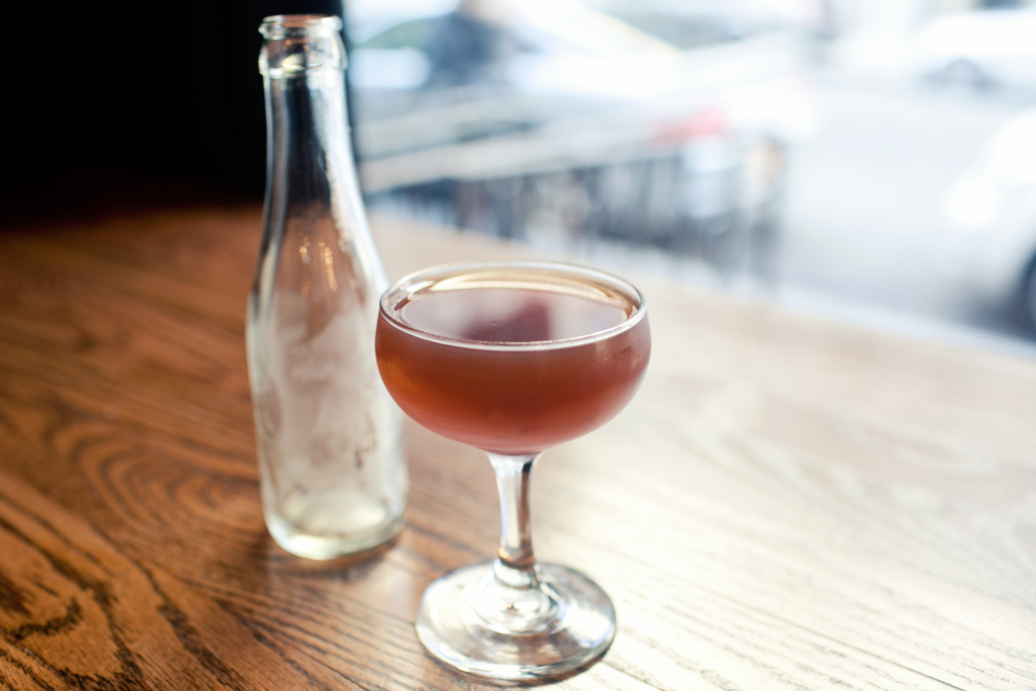 Sip creative cocktails in the East Village