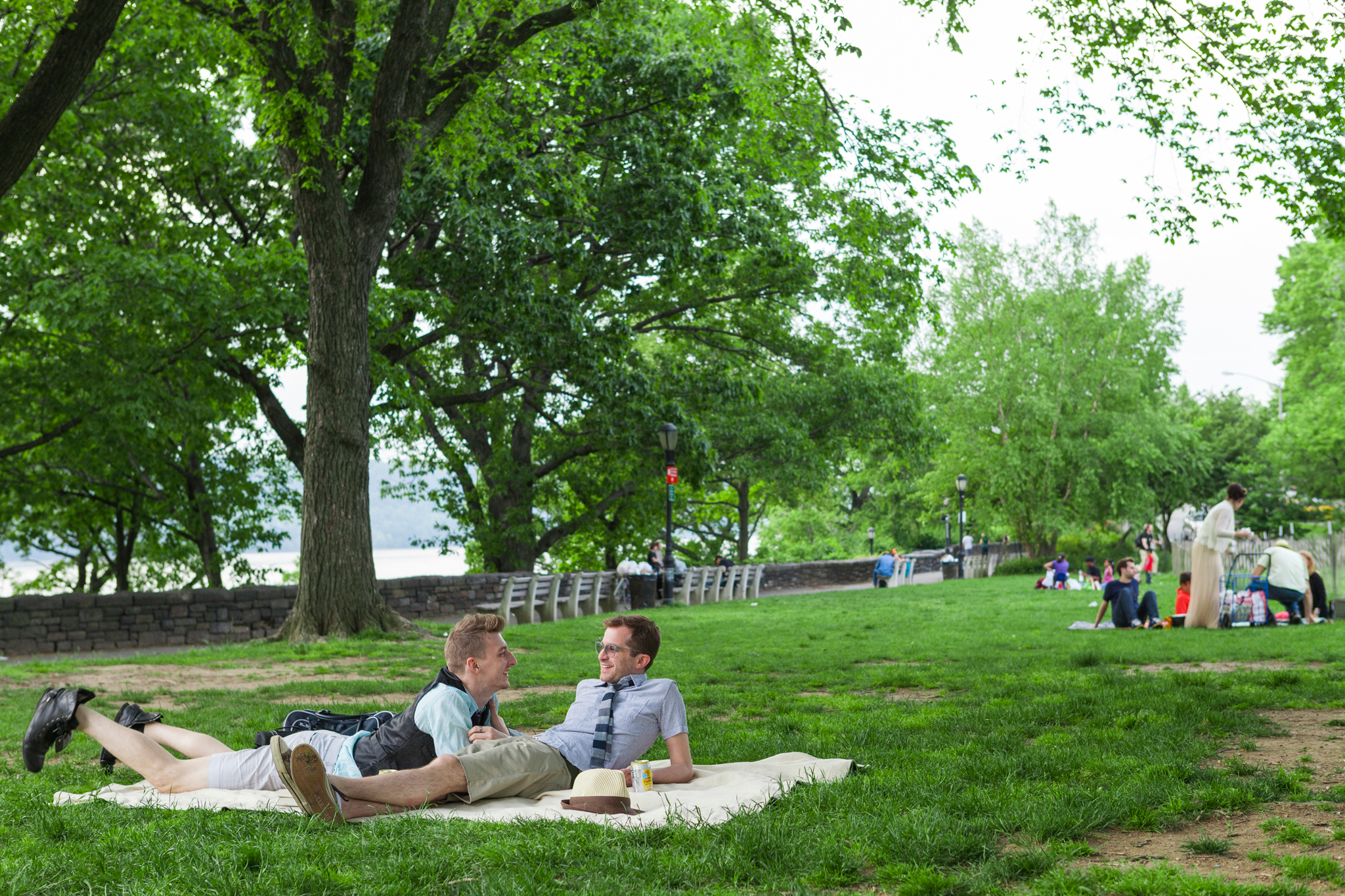 Find a peaceful respite in Fort Tryon Park