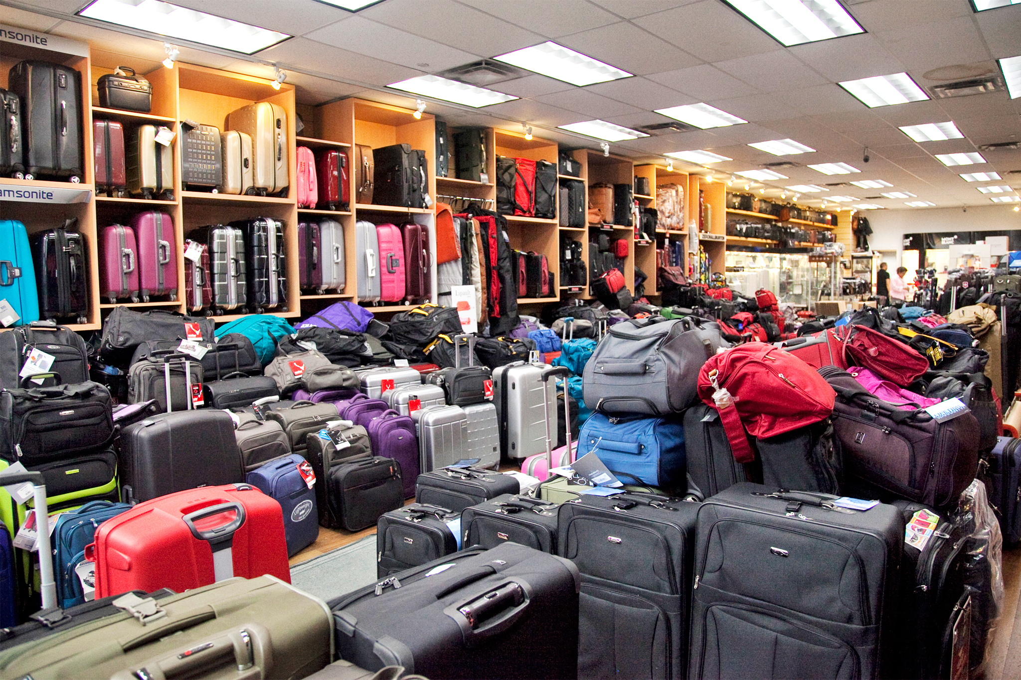 Best luggage stores in NYC for suitcases and travel accessories