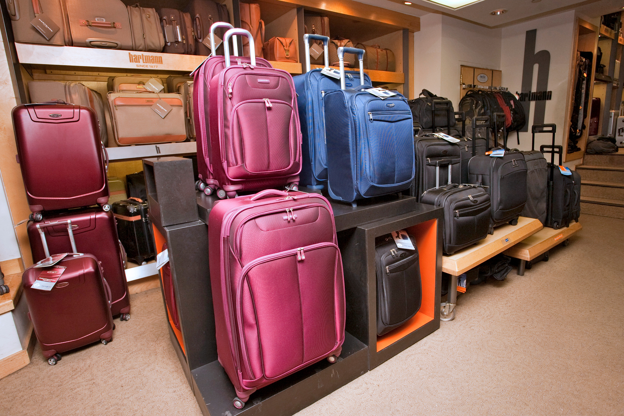 Ambassador Luggage