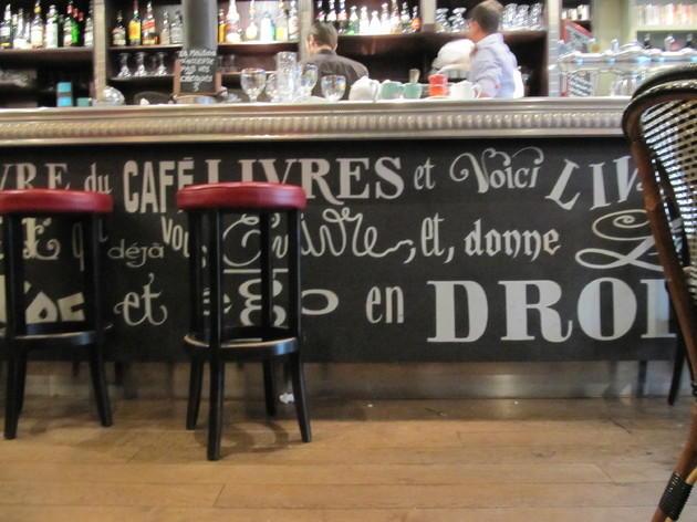 Le Café Livres