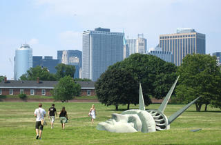 2012 Interactive Sculpture Garden