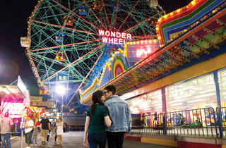 Summer dates Coney Island