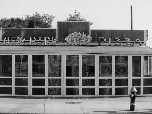 New Park Pizza
