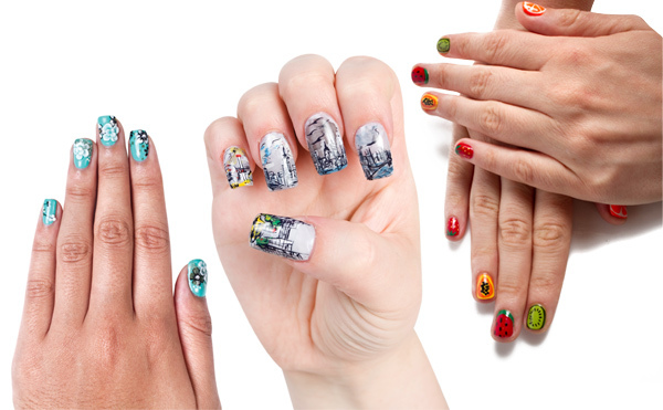 Top ten: Nail-art salons
