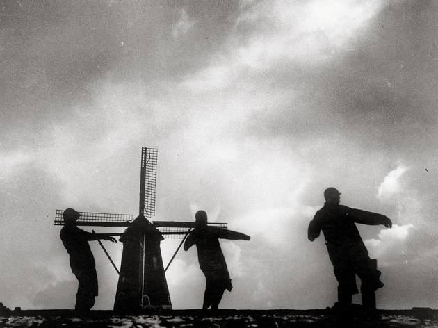 ('Sans titre', 1933 (Zéland, Pays-Bas) / © Eva Besnyö / Maria Austria Instituut Amsterdam)