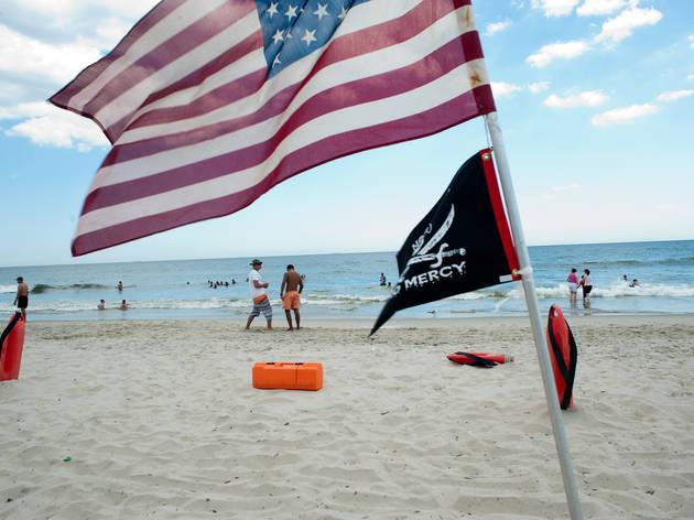 Rockaway Beach (Photograph: David Rosenzweig)