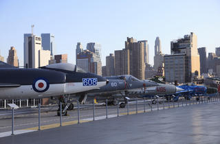 Intrepid Museum (Photograph: Wendy Connett)