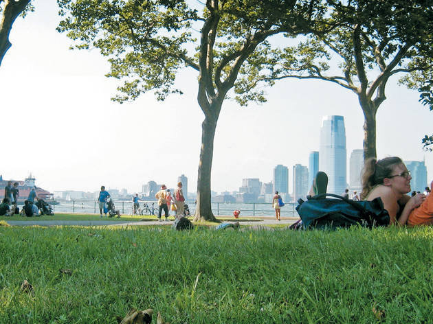 Governors Island in New York