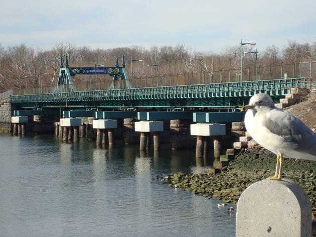 City Island Bridge