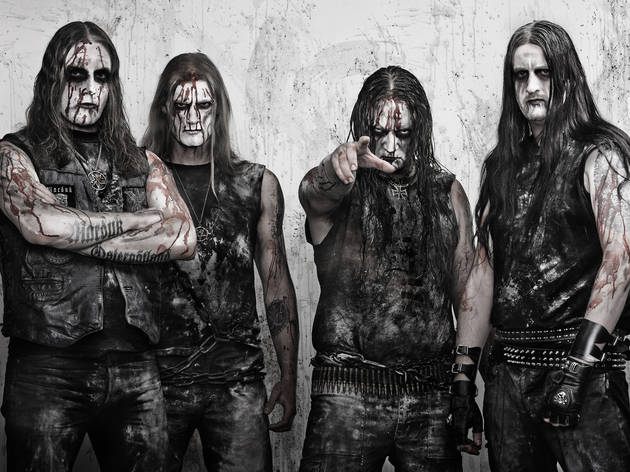 Marduk + Moonspell + Inquisition + The Foreshadowing + Death Wolf