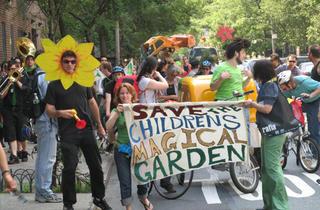 Garden Parade, East Village