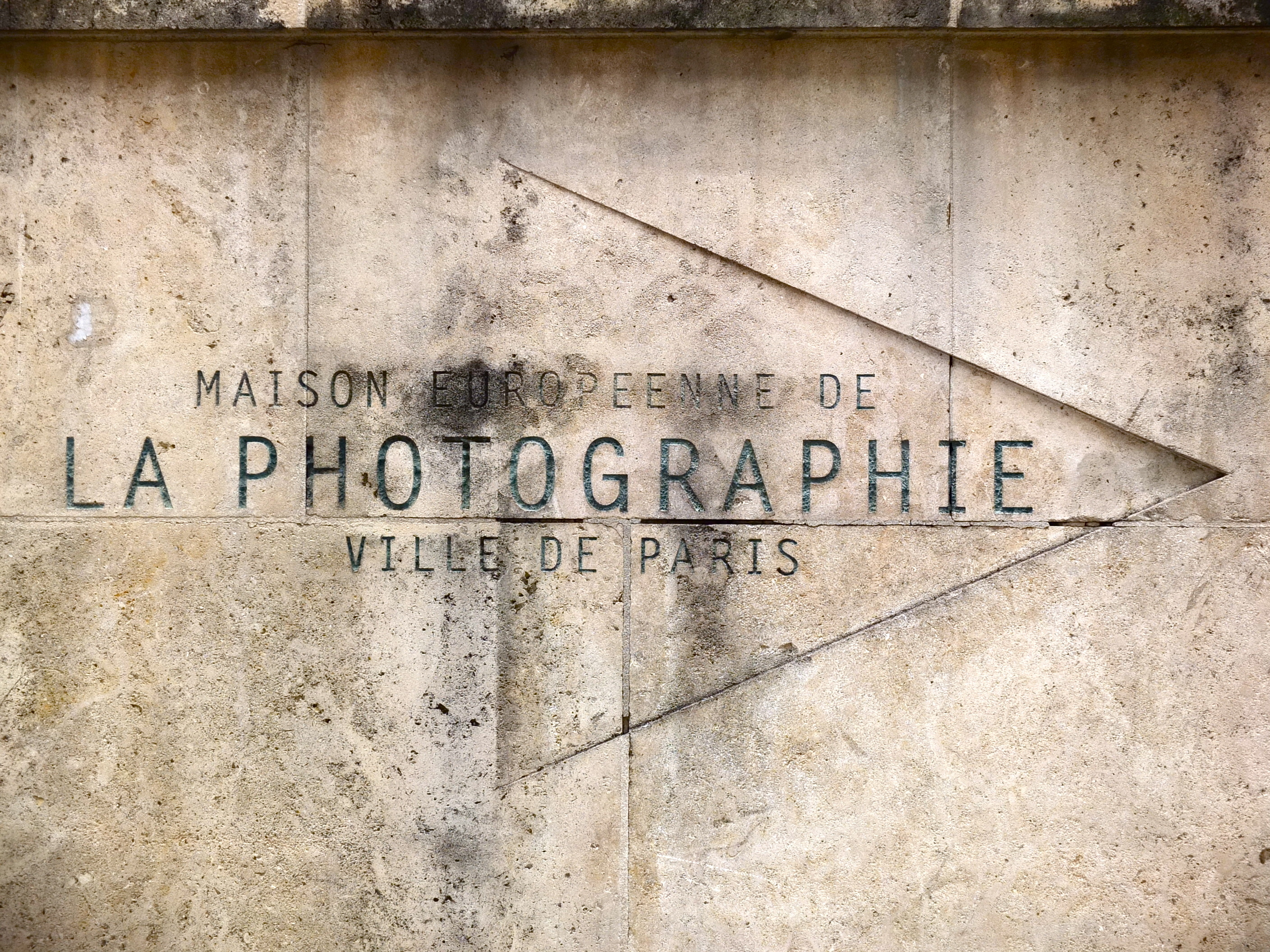 Maison europ enne de la photographie mep museums in le for La photographie