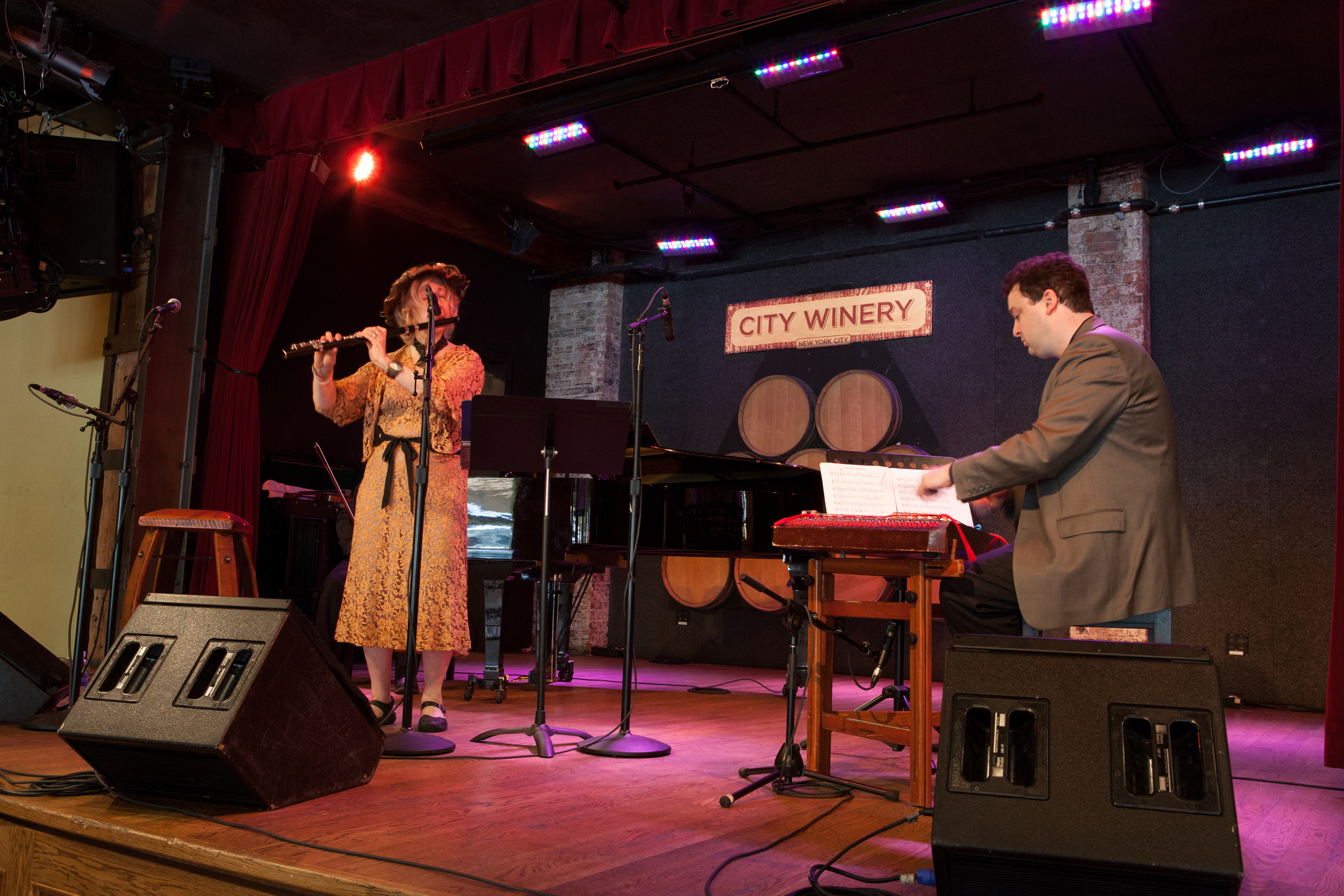 "Shout ""L'chaim!"" at City Winery"