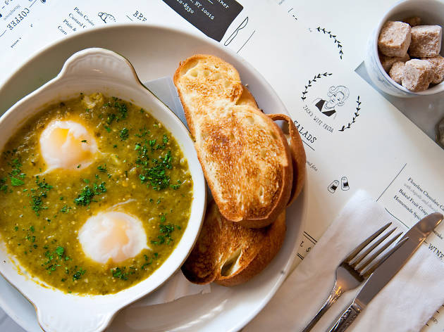The best breakfast restaurants in NYC