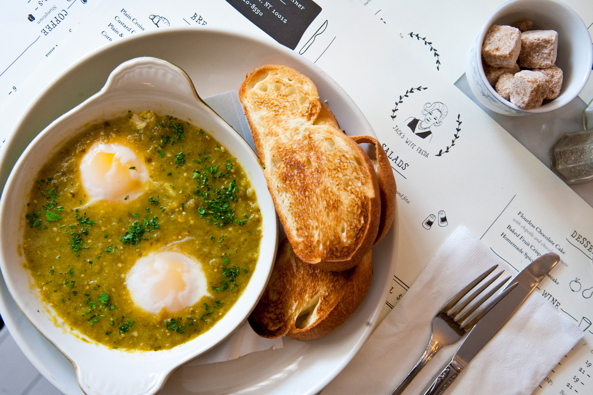 Check out the best breakfast in NYC