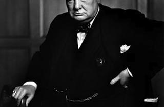 """""""Churchill: The Power of Words"""""""