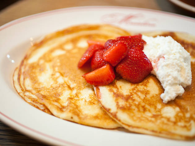 The best pancakes in NYC