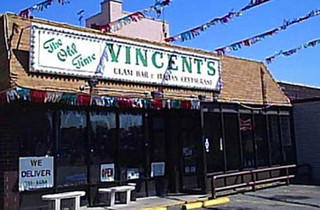 The Old Time Vincent's Clam Bar & Italian Restaurant