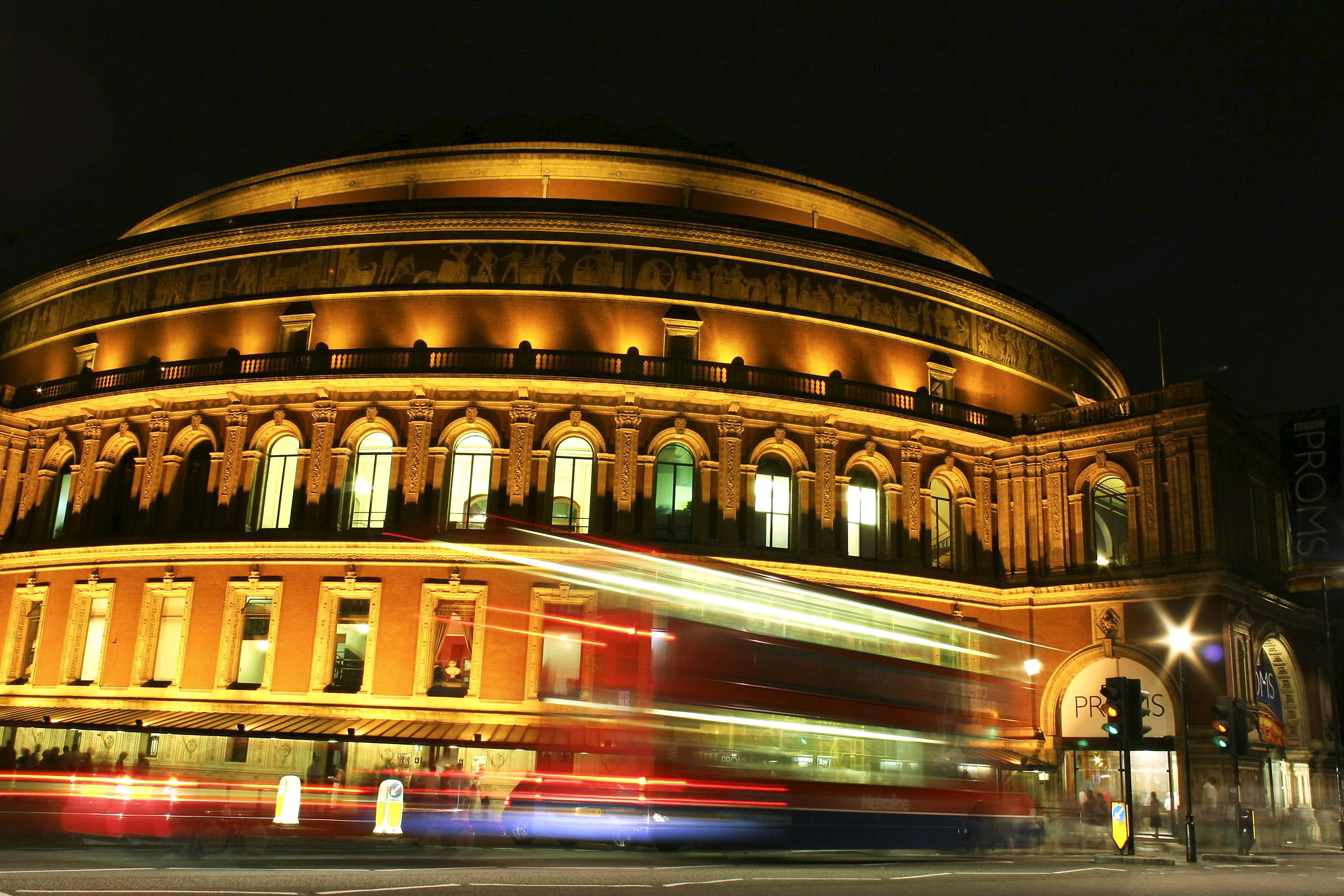 Royal Albert Hall - JO Londres