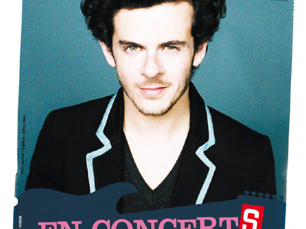 Michaël Gregorio en concertS