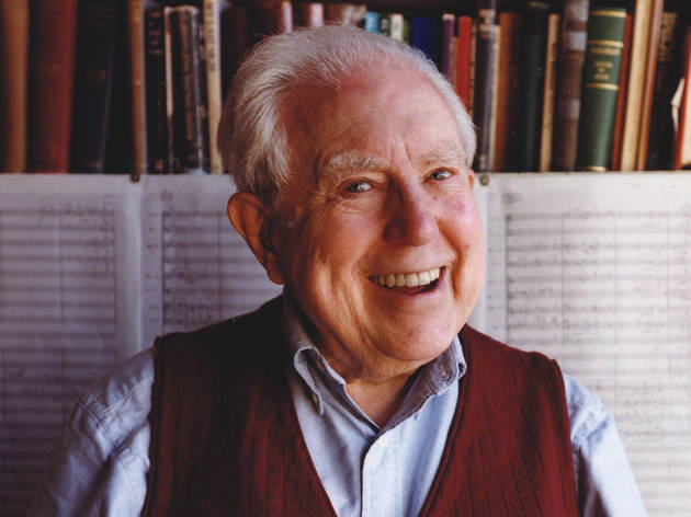 A Memorial Concert for Elliott Carter