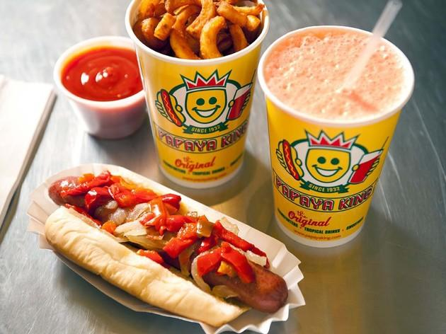 Papaya King