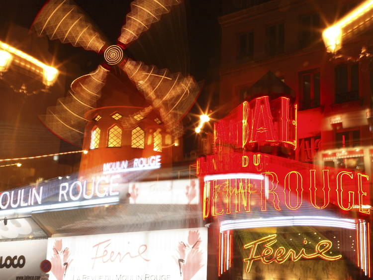 Wander the streets of Pigalle and finish up at Bouillon Pigalle