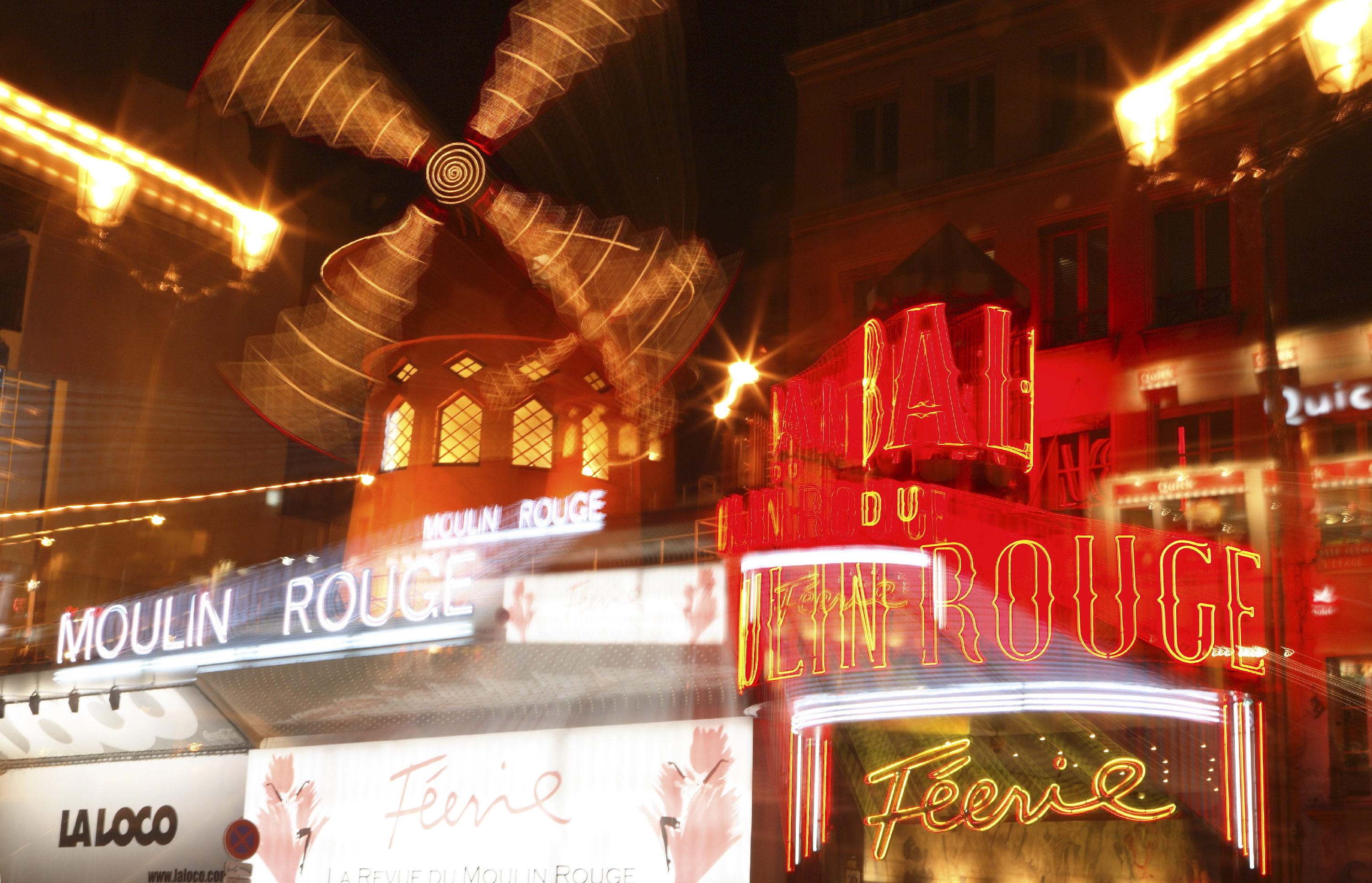 Pigalle Moulin Rouge