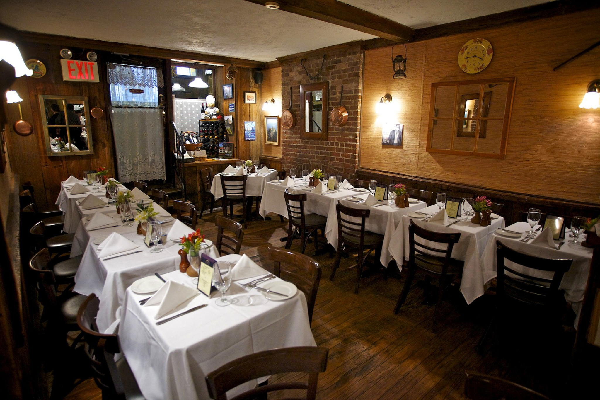 La Boite En Bois Restaurants In Upper West Side New York