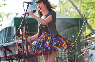 Kimbra + The Stepkids