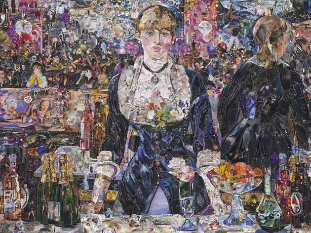 Vik Muniz, 'Pictures of Magazine 2'