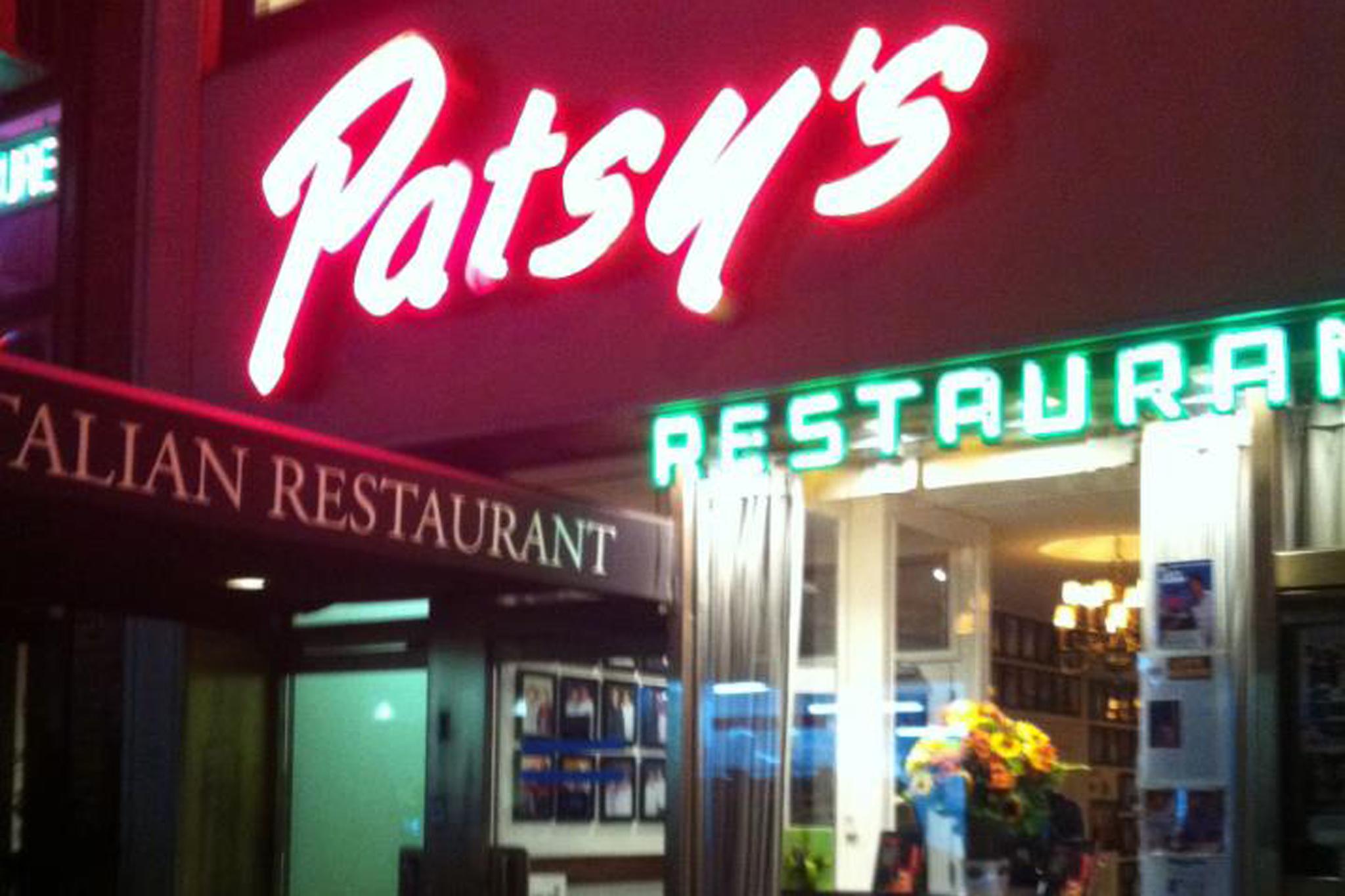 Patsy S Italian Restaurant