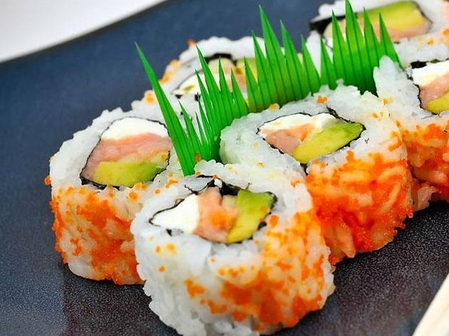 Yoshi Sushi (CLOSED)