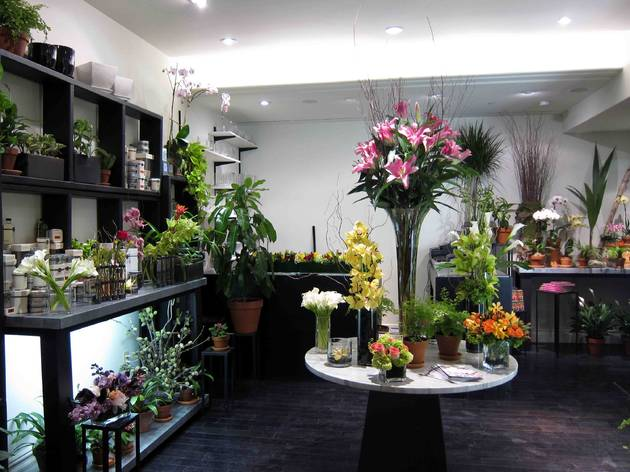Gramercy Park Flower Shop Shopping In Midtown East New York