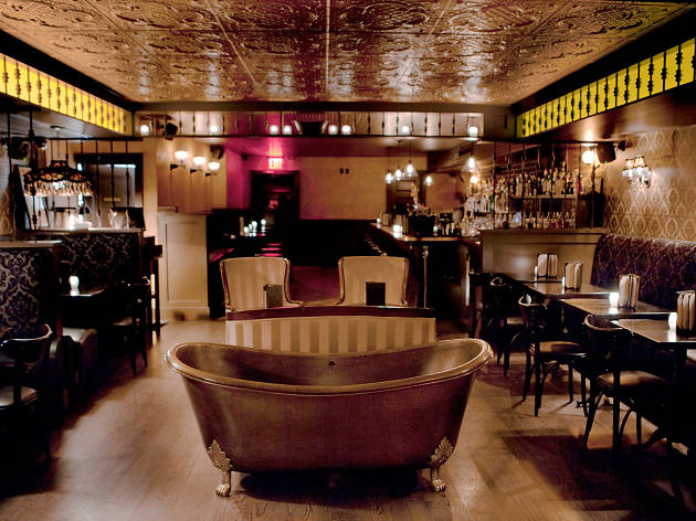 The best speakeasy bars in NYC