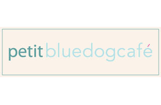 Petit Blue Dog