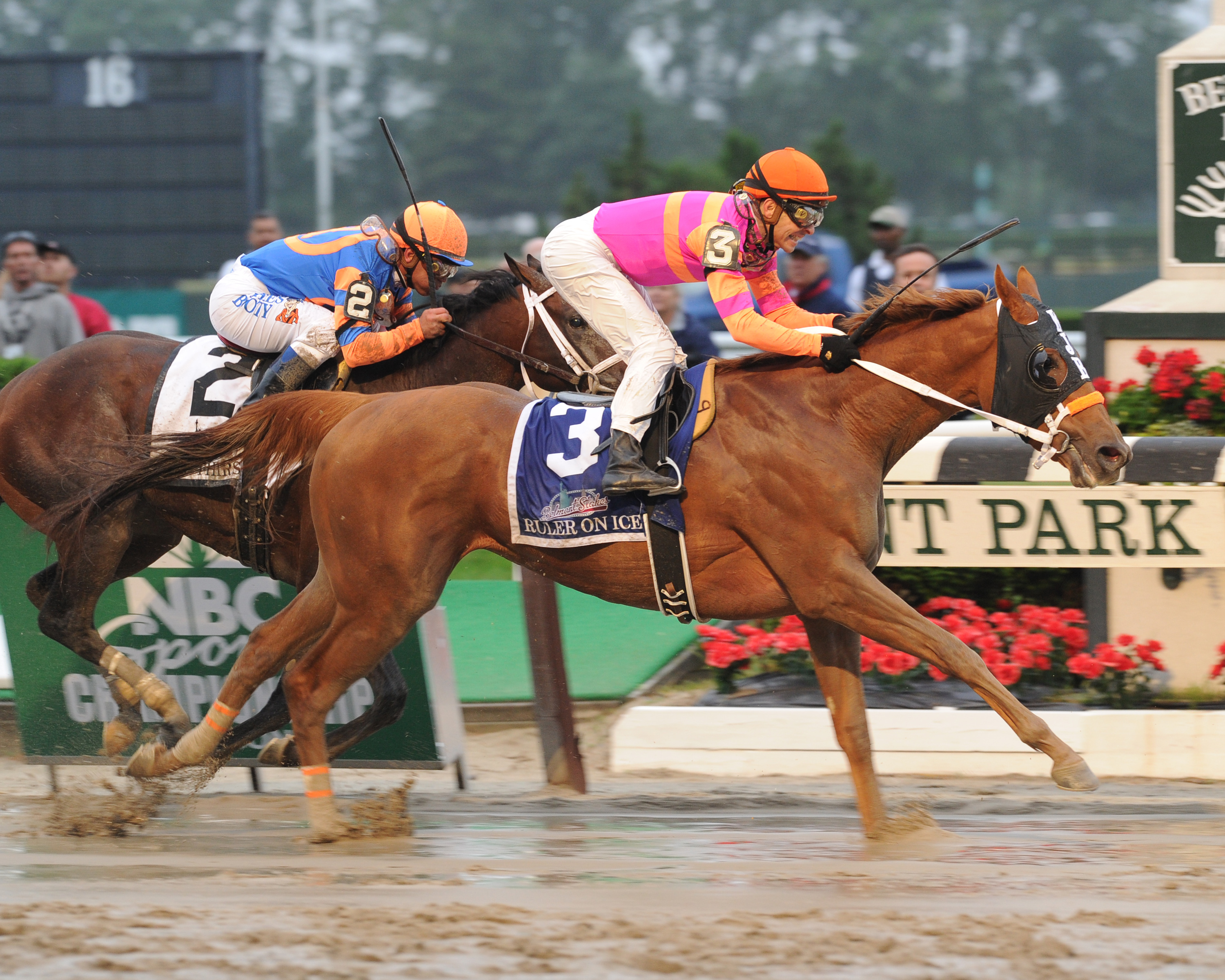 Where to watch the Belmont Stakes in NYC