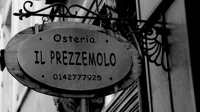 Italien • Il Prezzemolo