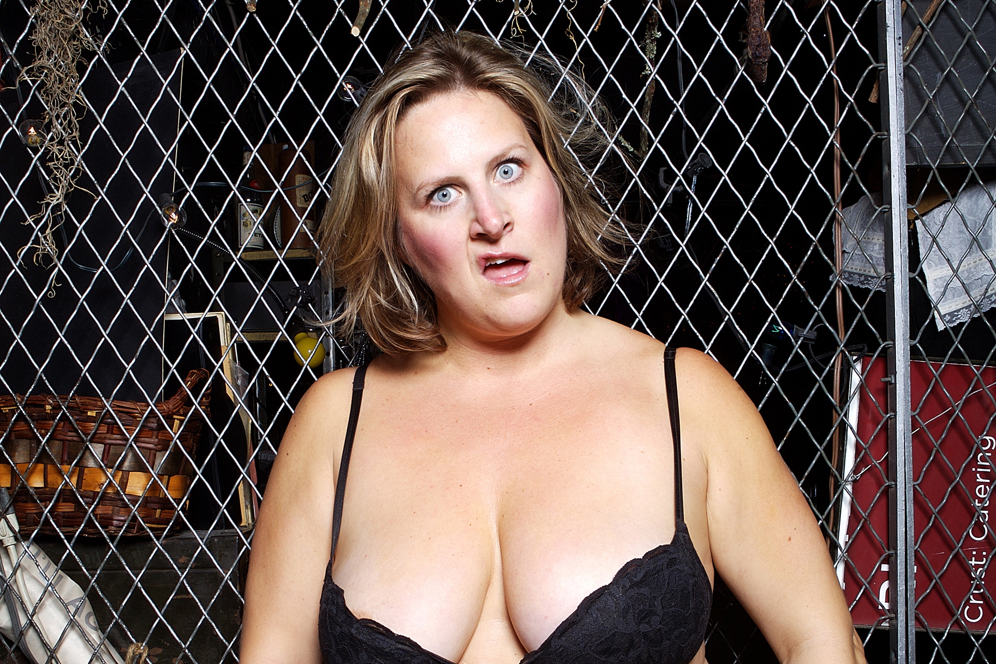 Bridget Everett and the Tender Moments
