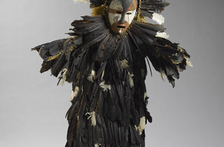 ('Costume céremoniel de guérisseur Nganga', avant 1889 / © Royal Albert Memorial Museum/)