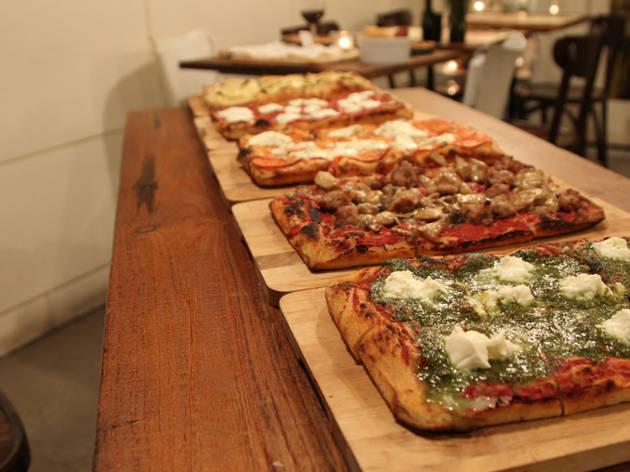 Pizza Roma (CLOSED)